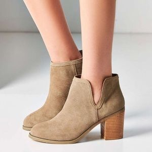 Green UO boots